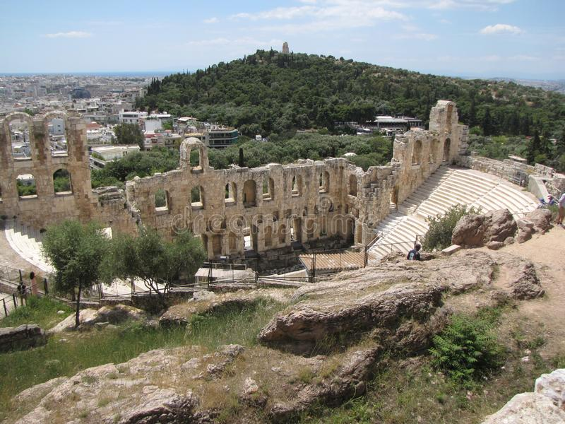 Athens Capital Of Greece Heritage Of Mankind Under The Protection