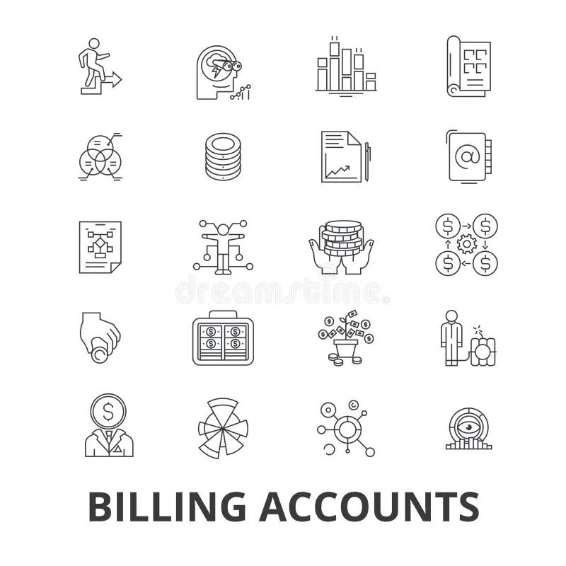 Billing Accounts, Paying Bill, Money, Receipt, Utility, Debt, Check - money receipt design