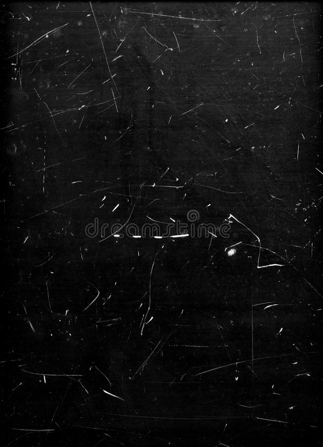 Black And White Grunge Scratches Stock Photo - Image of scratched