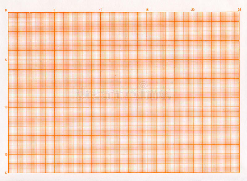 Blank graph paper stock image Image of vertical, graph - 23055025