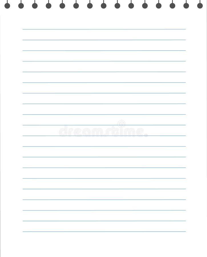 Lined Blank Paper madebyrichard - lined blank paper