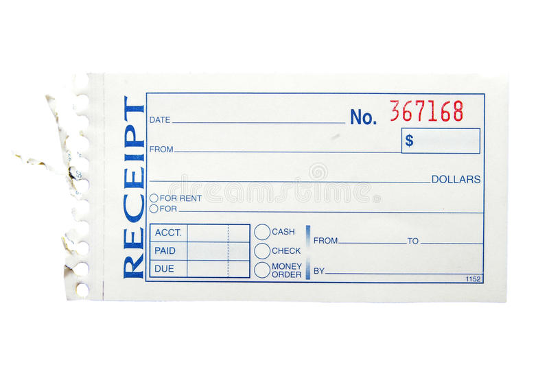 blank receipt - Boatjeremyeaton - blank receipt