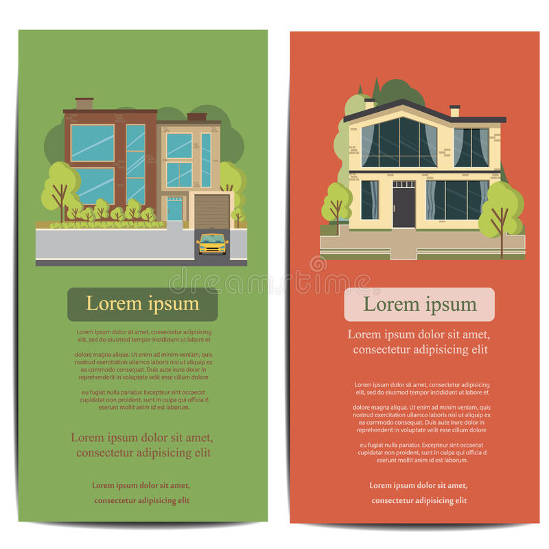 Brochure Template Design Concept Of Architecture Vector - architecture brochure template