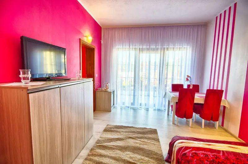 Stanze Da Letto Rosse : Camera da letto rossa arredata con passione inspirational interior