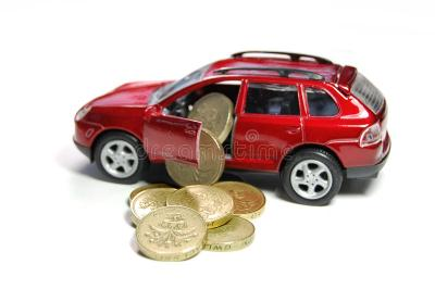 Car Finance Royalty Free Stock Images - Image: 12245119
