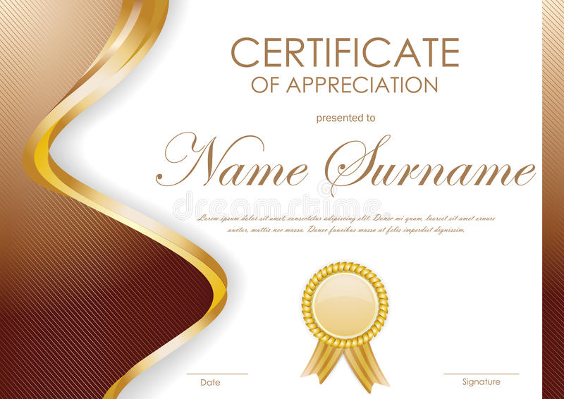 certificate of appreciation template radiofixer