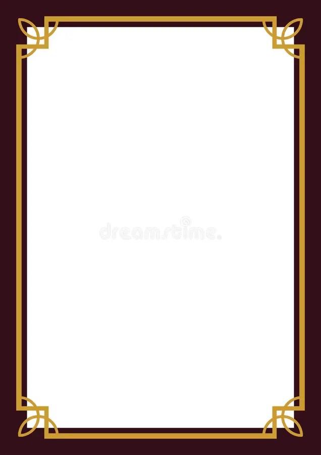 Certificate Border stock vector Illustration of vector - 7942728 - free download certificate borders