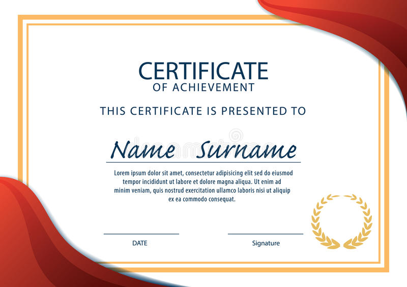 a4 size certificate templates - Goalgoodwinmetals - certificate layout
