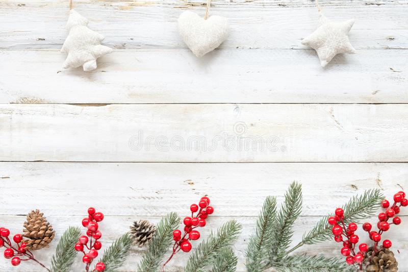 Christmas Theme Background With Decorating Stock Image - Image of - christmas theme background