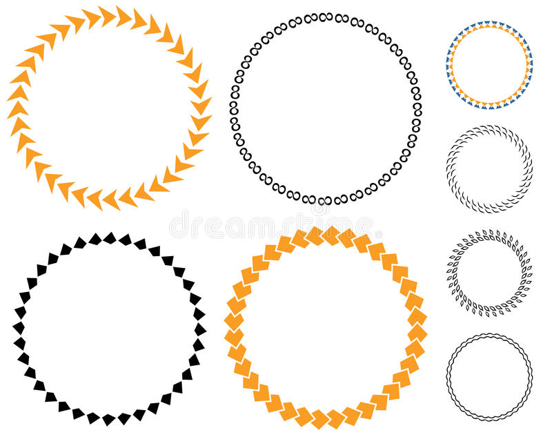 Circle template sticker stock vector Illustration of badge - 74352263 - circle template