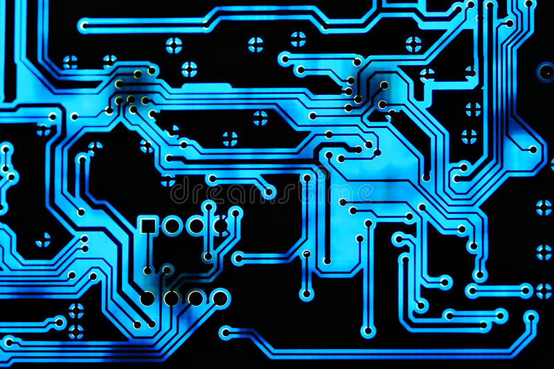 circuit board background stock photography image 1063922