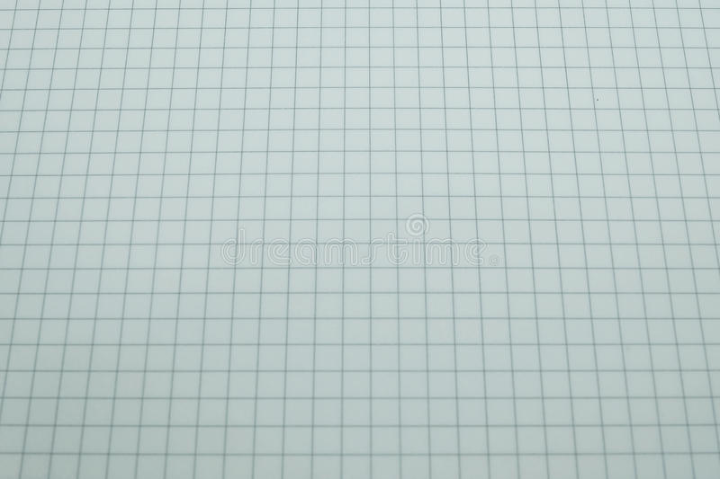 Clean Grid Paper Background , Grid Notebook Stock Photo - Image of