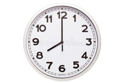 Clock,Eight o clock stock image. Image of around, past - 56507971