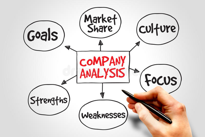 Company analysis stock illustration Illustration of concept - 56405214 - company analysis
