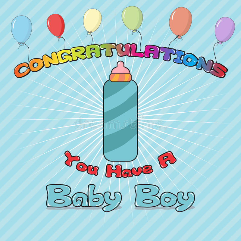 congratulations new baby boy - Selol-ink