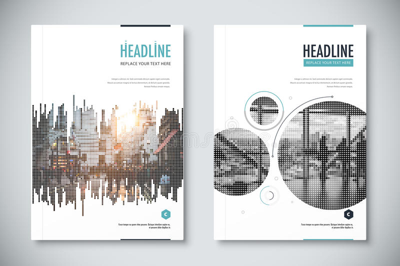 Corporate Annual Report Template Design Corporate Business Docu - annual report template design