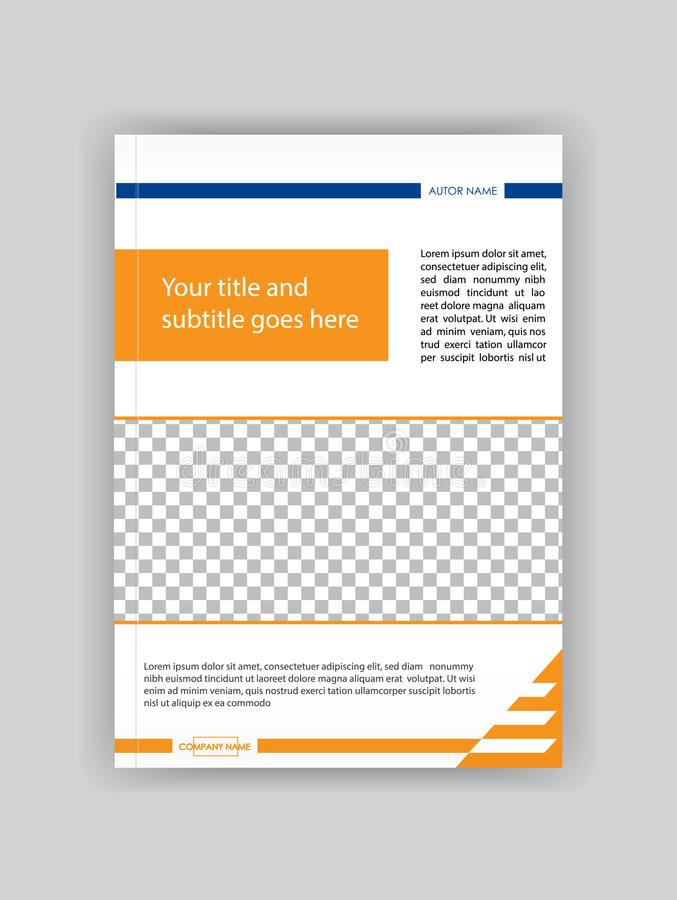 Cover Design Booklet Template, Book, Magazine, Flyer, Banner, Br - booklet template