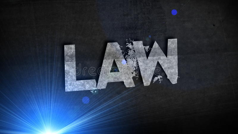 Crime Law Justice Text Animation Title HD Stock Footage - Video of - animation title