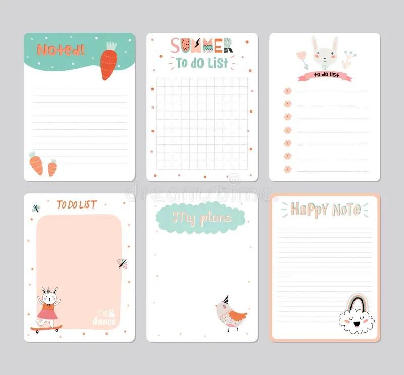 cute daily schedule template - Onwebioinnovate
