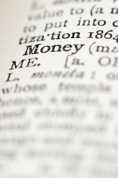 Definition In A Dictionary Royalty Free Stock Photos - Image: 5097988