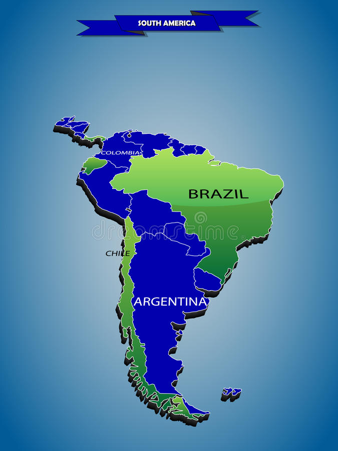 south america a continent - Goalgoodwinmetals