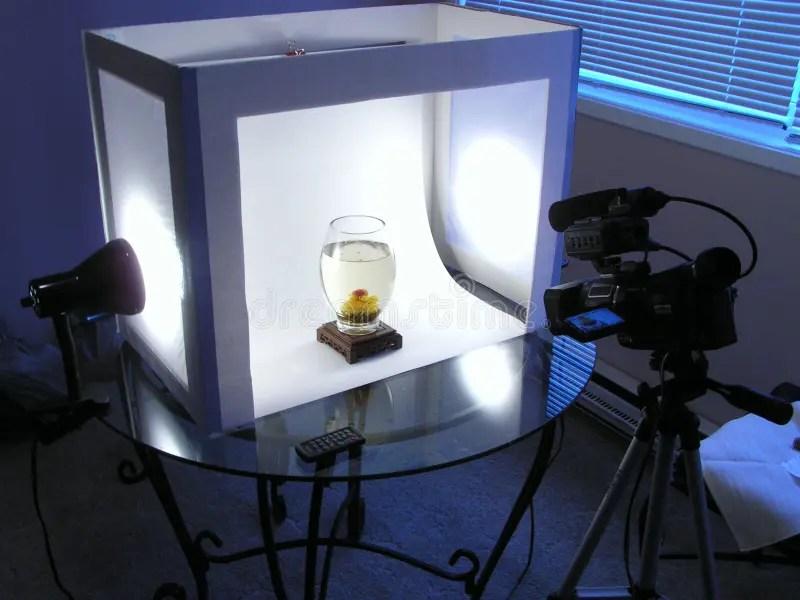 Diy Lightbox Stock Image Image Of Example Lightbox