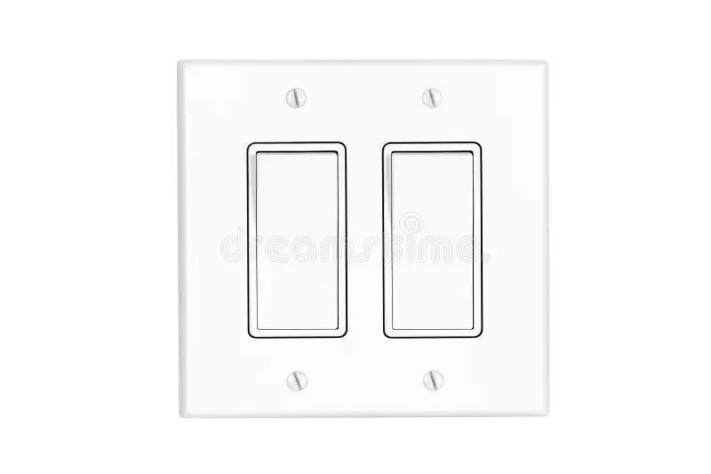 dual switch ledningsdiagram light
