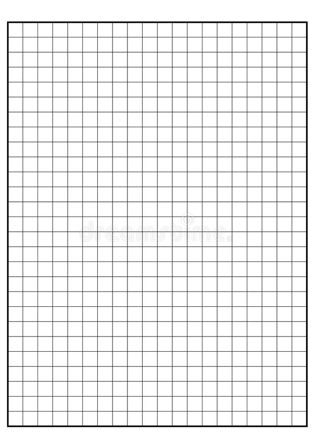 Engineering Graph Paper Printable Graph Paper Vector Stock Vector - graph sheet download