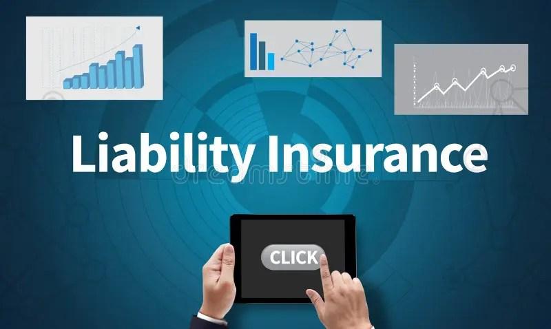 Form Document Liability Insurance Money RIsk Stock Image - Image of