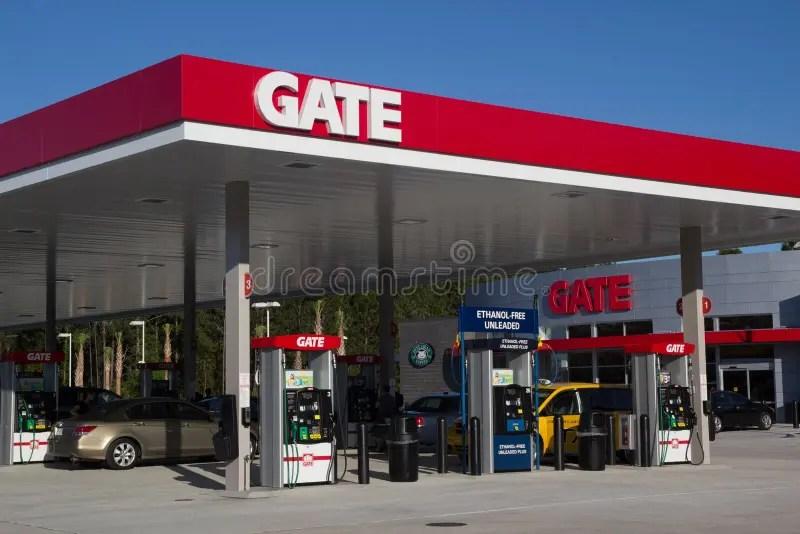 Gate Petroleum editorial image Image of cost, refuel - 40017740