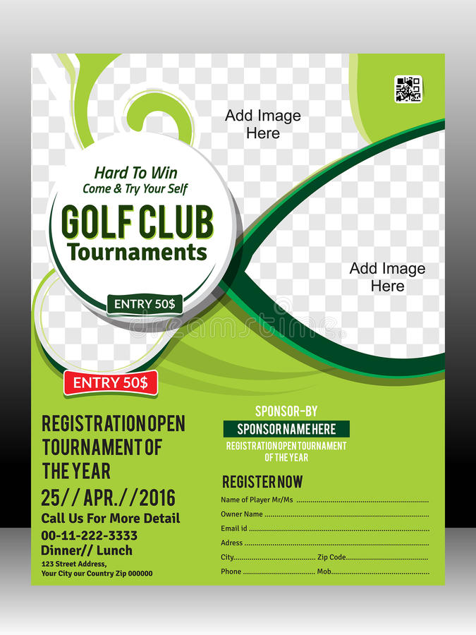 golf outing flyer template free - Acurlunamedia - tennis flyers templates free