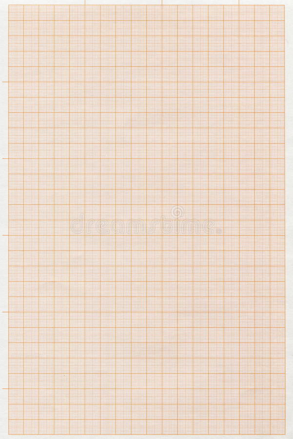 Graph Paper Background, Stock Charting Grid Paper, Portrait