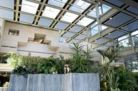 Green Eco Office Building Interiors Natural Light Stock ...