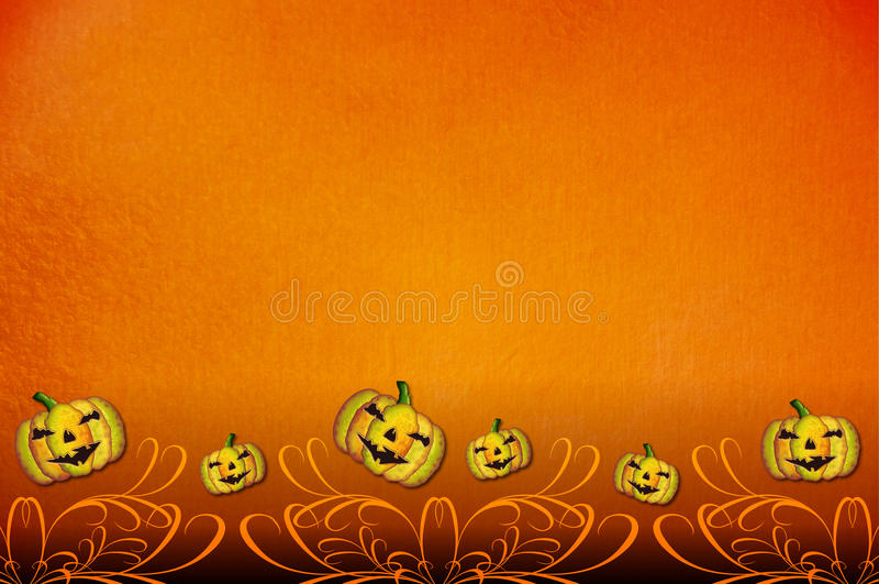 Halloween Party Invitation Template Stock Illustration - halloween invitation template