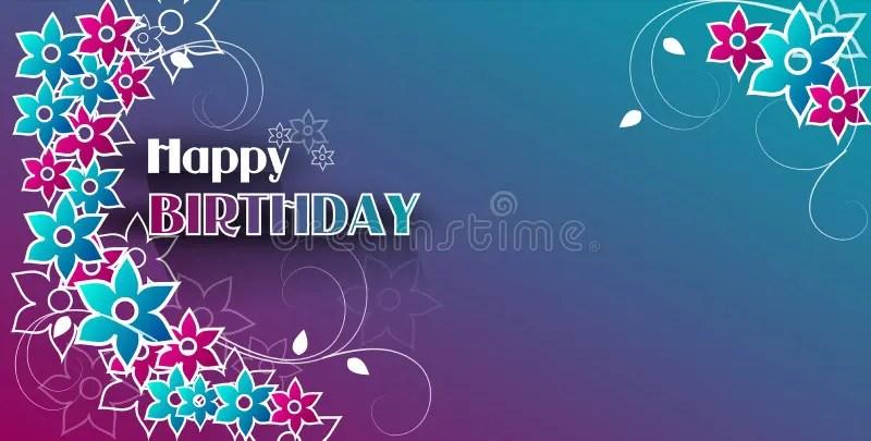 Happy Birthday background stock illustration Illustration of - birthday backround