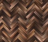 Herringbone Natural Dark Parquet Seamless Floor Texture ...