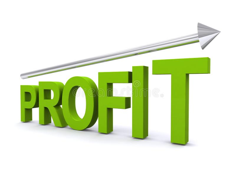 Increase In Profit stock photo Image of financial, increase - 21272686 - profit & loss template free