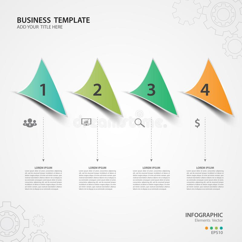 Infographic Templates For Business Vector Illustration, Banner