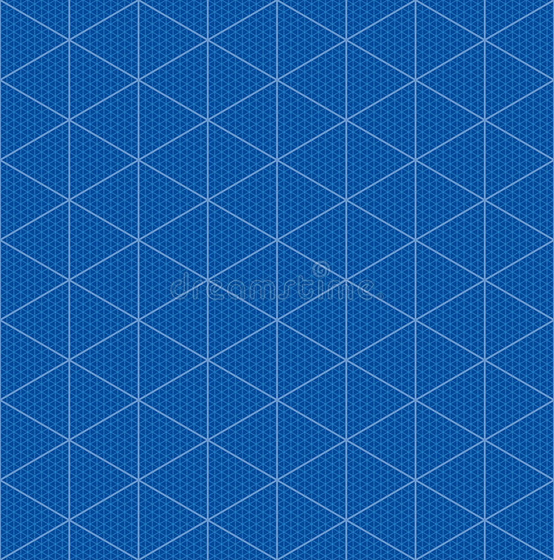 Isometric Graph Paper For 3D Design Stock Vector - Illustration of - 3d graph paper