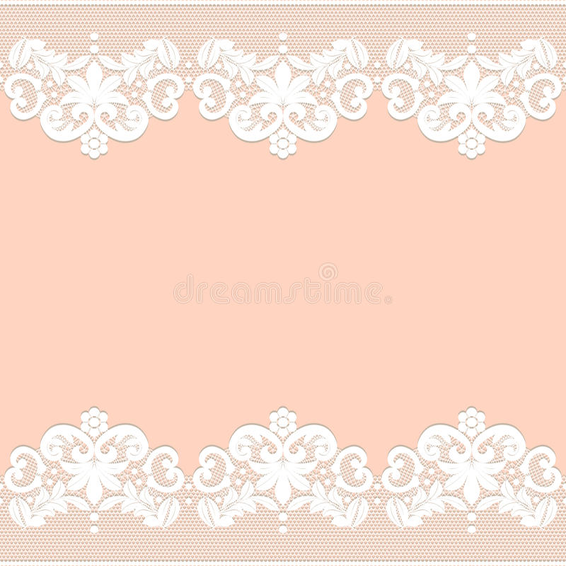 Lace border stock vector Illustration of lace, wedding - 48378228