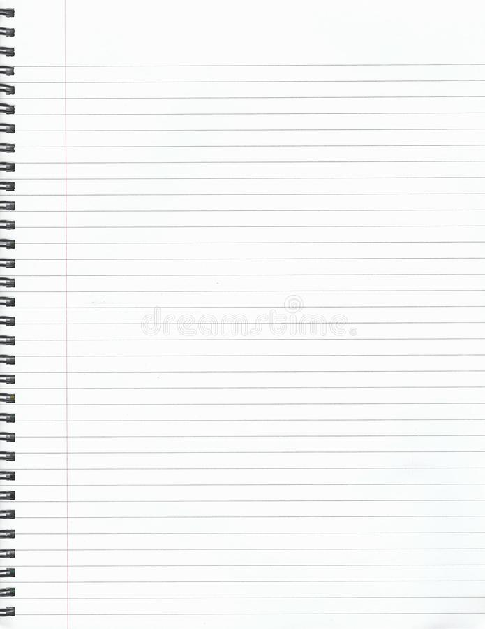 Lined Paper stock photo Image of document, blue, write - 104353836 - Lined Paper To Write On