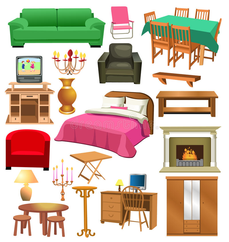 Living Room Furniture Royalty Free Stock Photography - Image 32487407 - free living room furniture