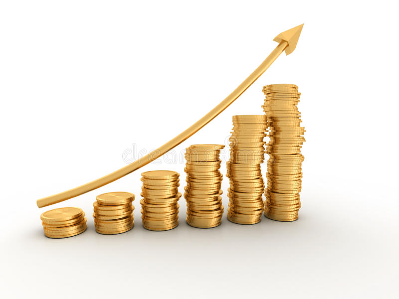 Money profit stock illustration Illustration of market - 11735403 - profit & loss sheets