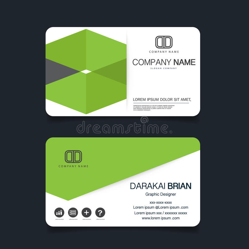 simple business cards templates - Josemulinohouse - template for name cards