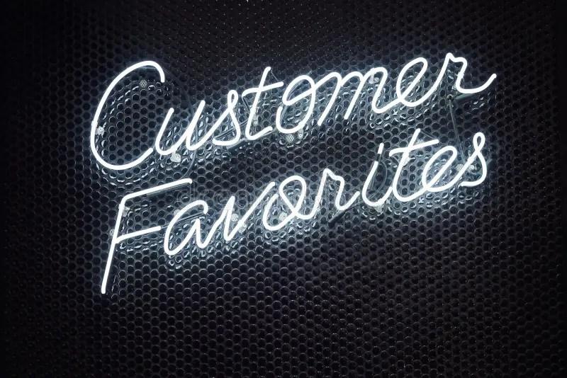 Neon Lettering Font Script Light Type Retail Shop Business Stock - neon lettering