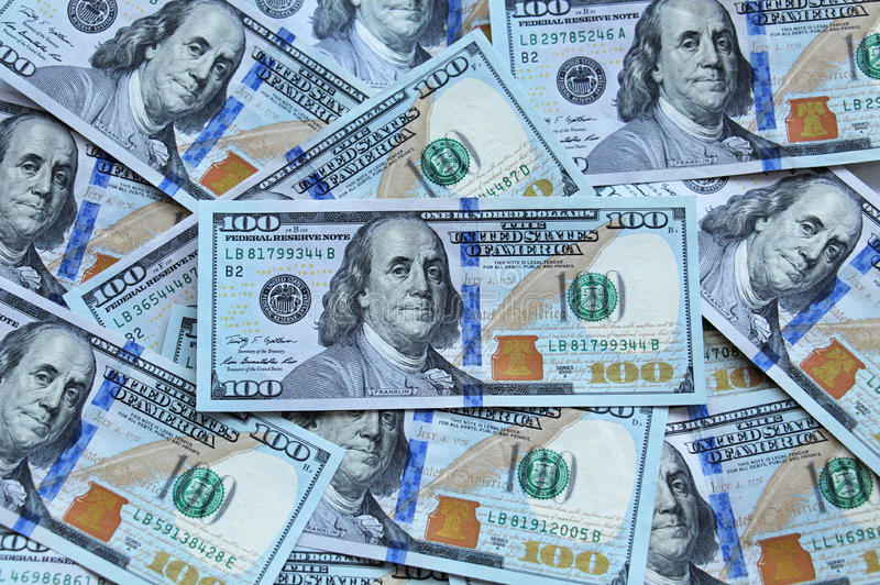 Falling Money Wallpaper Hd New Hundred Dollar Bills Stock Image Image Of Relief