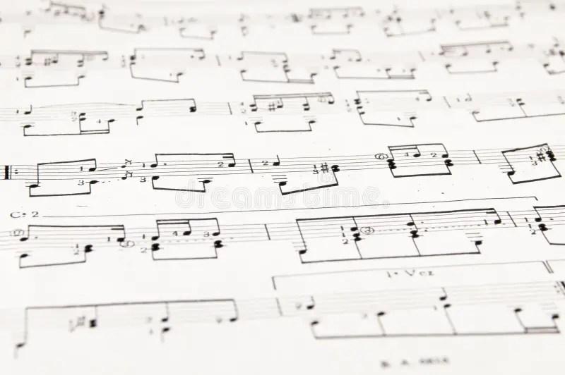 musical staves - Samancinetonic