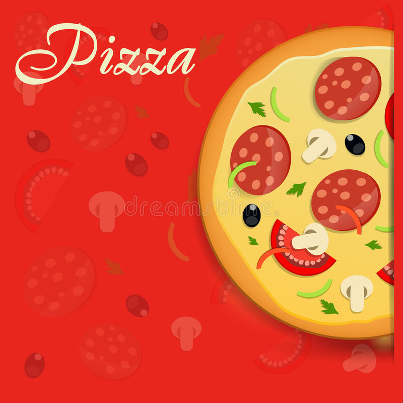 Awesome Sample Pizza Menu Template Pattern - Administrative Officer - Sample Pizza Menu Template
