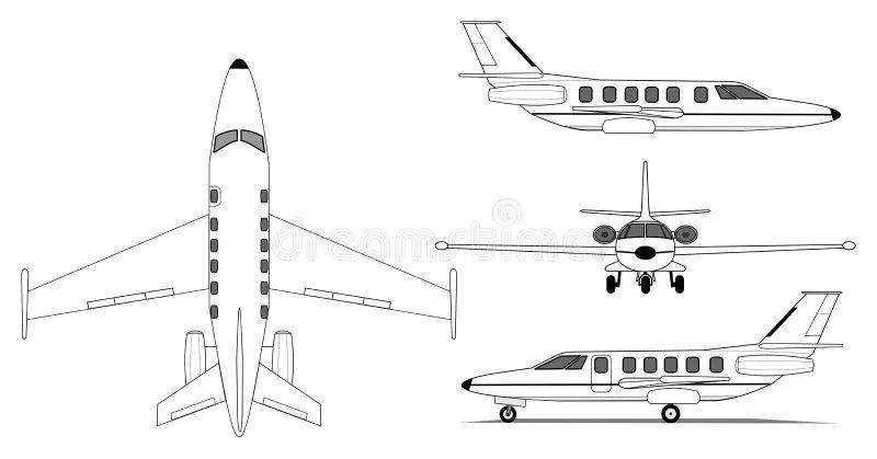 wiring diagram electric aeroplane