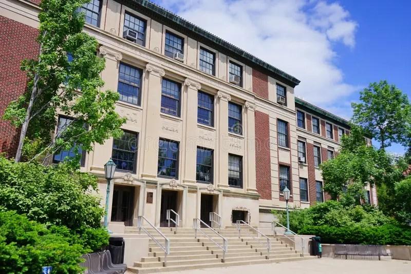 Purdue University campus stock photo Image of entrance - 54614282